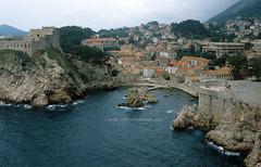 Dubrovnik, former Yugoslavia-Greece tour May-June 1984 (Alpines4U) Tags: croatia 1984 dubrovnik ragusa alpines4u yugosavia1984 formeryugoslavia1984 dubrovnik1984