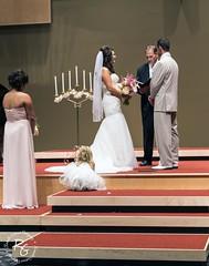 Krista Ericson's Wedding (rachaellegrimsrud) Tags: wedding fall southdakota groom bride september mitchell flowergirl 2014 weddingvow alcester kristaericson brianodens dakotawesleyanchurch kristaodens