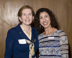"Honoree Donna Lynne with Great Ed Executive Director Liane Morrison • <a style=""font-size:0.8em;"" href=""http://www.flickr.com/photos/41190584@N03/15274026598/"" target=""_blank"">View on Flickr</a>"