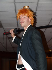 PA040402 (C+12 Family) Tags: usa anime marriott washingtondc cosplay bleach ichigo 2014 wardman bankai