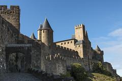 carcassonne (luluconcept*) Tags: blue castles town rocks visit vert palaces medival castel cottages statelyhomes manorhouses caracassone luluconcept