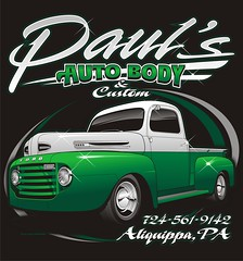 "Paul's Autobody and Customs - Aliquippa, PA • <a style=""font-size:0.8em;"" href=""http://www.flickr.com/photos/39998102@N07/15309617650/"" target=""_blank"">View on Flickr</a>"