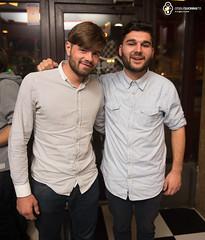 Adrian Jureschi și Alex Florea