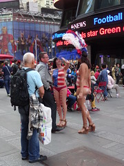 Times Square, New York City (ashabot) Tags: people newyork citylife cities streetlife timessquare citystreets streetscenes peoplewatching
