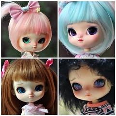 <3 Yeolumes (♥PAM♥dolls♥) Tags: cute doll sweet groove pullip pamdolls yeolume customyeolume