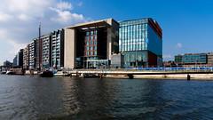 _DSC7327 (durr-architect) Tags: sky water amsterdam architecture boats nemo ships piano banks renzo ij