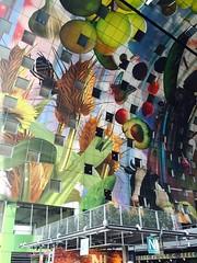 Markthal (eijkelenboom) Tags: netherlands architecture rotterdam nederland architectuur kleurrijk markthal iphone6 markthalrotterdam