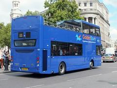 Golden Tours 122 (Waterford_Man) Tags: man 122 mcv goldentours bu14ehs