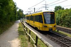 SSB 3508 [Stuttgart U-Bahn] (Howard_Pulling) Tags: camera photo nikon photos stuttgart picture july tram ubahn trams strassenbahn ssb 2014 howardpulling d5100
