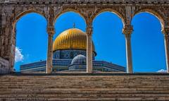 Dome of the Rock Jerusalem Israel (Gme of light) Tags: israel jerusalem domeoftherock nex6