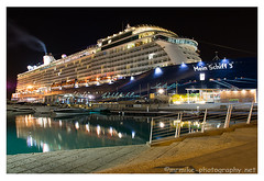 """Cruise ship Valletta Waterfront • <a style=""""font-size:0.8em;"""" href=""""http://www.flickr.com/photos/40272831@N07/15389151587/"""" target=""""_blank"""">View on Flickr</a>"""