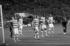 aIMG_8443 (paddimir) Tags: blackandwhite scotland football glasgow soccer zagreb celtic dinamo europaleague