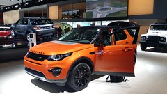 Land Rover Discovery (frontal)