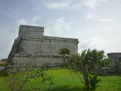 P1020405 (ferenc.puskas81) Tags: america mexico ruins riviera maya central july tulum castillo 2010 centrale messico luglio