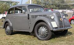 1937 Opel Kadett (crusaderstgeorge) Tags: cars sweden gävle classiccars opel 1937 kadett 2014 järnvägsmuseet 1937opelkadett