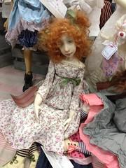 Kardenchiki dolls visiting Ldoll (6luciole) Tags: show festival ball doll artist bjd artdoll jointed balljointeddoll ldoll5