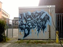 ASOS BEAPS (desperados2016) Tags: holland netherlands silver graffiti utrecht nederland netherland graff bomb bombs bombing bombings utreg