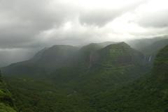 Misty Mountains (VinayakH) Tags: india green pass scenic maharashtra pune westernghats mountainpass ghats mahad bhor varandhaghat