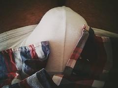 White bulge. (Santiago Estrada) Tags: underwear ck bulge paquete bulto whiteundewear