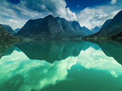 Norway waterscape - Best of 2014 (K r y s) Tags: topf75 topf100 greatphotographers greatestphotographers