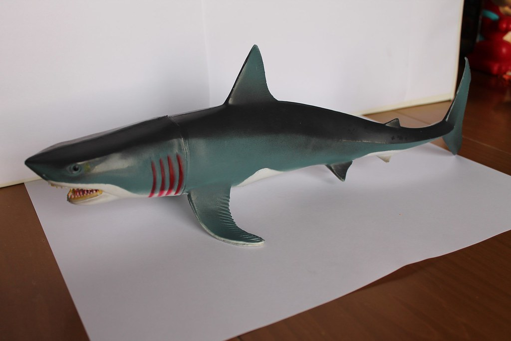 Cool Shark Toys : The world s best photos of sharks and toys flickr hive mind
