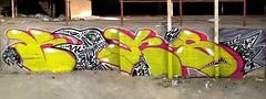 Shab & Mr Riks.... (Shab .....) Tags: street art graffiti letters tags bubble graff gra raven spraycanart spraycan wildstyle arteurbano riks shab bubbleletters urbanarte mrriks