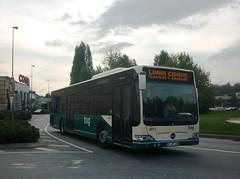 Guimares TUG 4013 (busfan3) Tags: bus portugal buses company mercedesbenz tug autobus onibus transportes guimares arriva autobuses urbanos autocarro 0530 bussen citaro autocarros evobus omnibusse