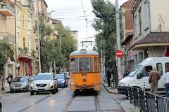 Tram (Lukas Plewnia) Tags: sofia tram bulgaria tramwaj bulgarien bugaria   strasenbahn  republikabugarii