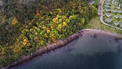 Jeløya (kjetilpa - landscape and aerials) Tags: autumn norway norge moss østfold jeløy jeløya refsnes gopro
