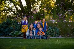 Christensen family (Flickr_Rick) Tags: autumn outside andrea christensen