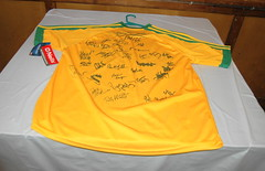 Signed Donegal Shirt