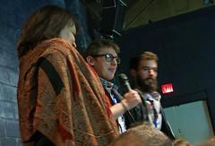 Meeting the filmmakers
