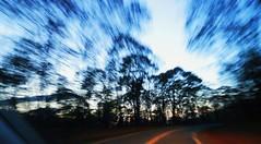 Shenandoah National Park - Skyline Drive (d1pinklady) Tags: park blue sunset mountains skyline drive ridge national shenandoah