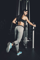 Lindsay (cdgpix) Tags: bodybuilding nike workout fitness gym abs physique lifting glutes womenfitness cdgpix
