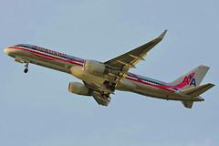 American Airlines / Boeing 757-223 / N664AA at TJSJ (Angel Moreno Photography) Tags: plane airplane airport puertorico aircraft sanjuan boeing americanairlines aa spotting 757 pinkribbon b757 spotter boeing757223 tjsj n664aa