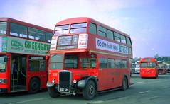 London Transport KGK529 (RTW 29) (The original SimonB) Tags: film buses 2000 transport scanned april cobham brooklands