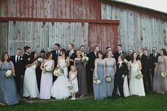 Ben & Amanda's wedding
