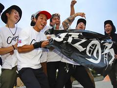 SHIOKAZE'14final (bee0310) Tags: fixedgear trick shiokaze fgfs fixedgearfreestyle shiokazefinal