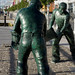 The Dockers Monument In Limerick City Ref-413