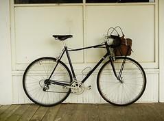 My Road Bike (guidedbybicycle) Tags: road bicycle paul handmade m custom non components aero brooks racer nitto randonneur nonaero