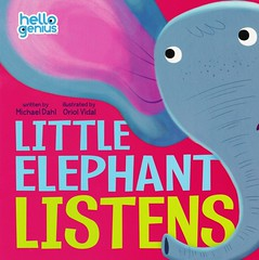 Little Elephant Listens (Vernon Barford School Library) Tags: new school fiction elephant animal animals reading book high reader little library libraries reads picture books super read paperback listening cover junior novel covers elephants genius bookcover pick middle vernon quick recent picks qr bookcovers paperbacks picturebook listen novels fictional picturebooks readers barford softcover quickreads quickread readingmaterials vernonbarford softcovers superquickpicks superquickpick readingmaterialmichaeldahloriolvidalhellogeniushello 9781479564699