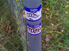 Slap tags (followtheking) Tags: tag slaptag stickerslap