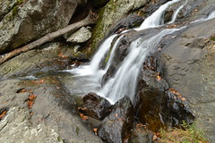 the falls view from the side (bbosica20) Tags: water waterfall maryland naturescenes thurmont