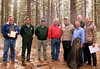 Legislative Tour, Deschutes National Forest