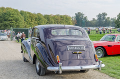 1956 Rolls-Royce Silver Wraith Touring Limousine  (H.J. Mulliner) (el.guy08_11) Tags: france rollsroyce voiture collection 1956 chantilly picardie mulliner