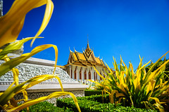 Royal Palace (Joerg1975) Tags: lens asia asien cambodia kambodscha khmer sony phnompenh asie alpha a7 royalpalace f40 linse objective objektiv   knigspalast copyrightprotected    sel1018f4 ilce7 sonyilce7