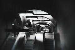 Light and Dark 1024 (roger-evans) Tags: bw 1969 35mm metro montreal metropolis 1960s fritzlang halinapauletteelectric