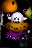 Happy Halloween! (Axelspark) Tags: hello halloween colors toys attack kitty apo 64 kawaii frogs pokemon titan minecraft takochu nekodo pumpkaboo