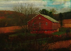 The Barn (2bmolar) Tags: barn fallinpa schuylkillcounty orwigsburg texturebyjerryjones sliderssunday