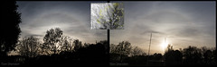 22 degree halo (tomdub457) Tags: park autumn ireland dublin fall halo cirrus albertcollegepark